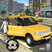 Rush Hour Taxi Cab Driver: NY City Cab Taxi Game