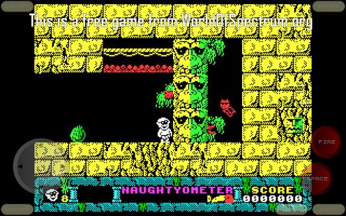 Speccy - Complete Sinclair ZX Spectrum Emulator Screenshot