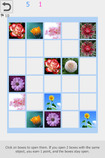 Pairs - train memory and concentration Screenshot