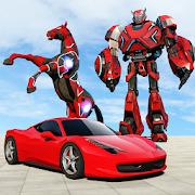 Future Robot War : Car Robot Transforming Games