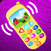 Baby Phone Game for Kids-Animals, Music and Rhymes