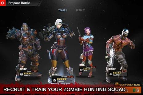 DEAD WARFARE: Zombie Shooting - Gun Games Free Screenshot