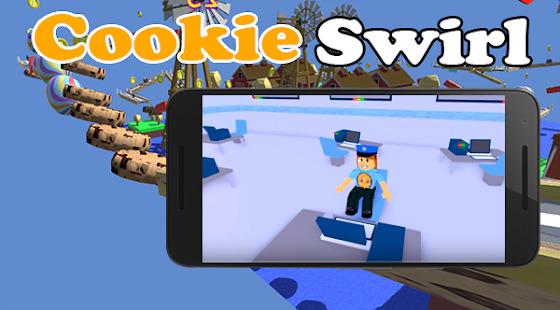 Cookie Swirl C New Videos Roblox Obby لم يسبق له مثيل الصور