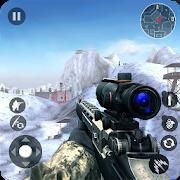Winter Mountain Sniper - Modern Shooter Combat