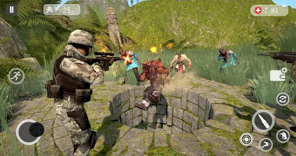 Zombie Hunting Games 2019 - Best Free Zombie Games Screenshot