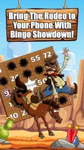 Bingo Showdown: Free Bingo Game  Live Bingo Screenshot