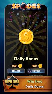 Spades - Offline Free Card Games Screenshot