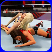 Girl Wrestling Championship Real Girl Fight 2019