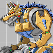 Robot Werewolf Toy Robot War
