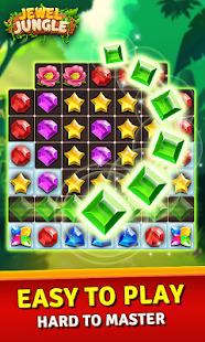 Jewels Jungle Treasure : Match 3  Puzzle Screenshot