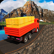 Gold Transporter Truck Driver 2019 : Uphill Driver