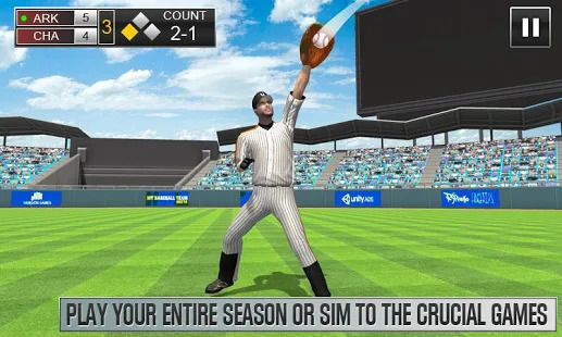 Real Baseball Star 2019 - Baseball World Champion Screenshot