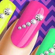 Nail Salon Manicure Girl Game