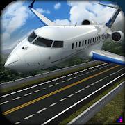 Airplane Flight Simulator: Fly City Airplane