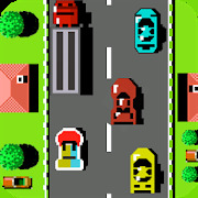 Road Racing - Car Fighter - Classic NES Car Racing