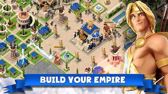 Gods of Olympus Screenshot