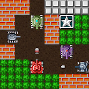 Tank 1990 - Offline Classic Shooting Arcade Game