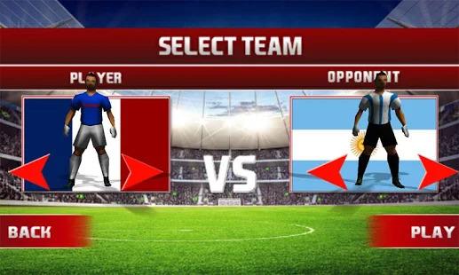 Real World Soccer League: Football WorldCup 2020 Screenshot