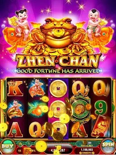 Free Slots: 88 Fortunes - Vegas Casino Slot Games! Screenshot