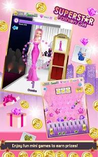 Superstar Fashion Girl Screenshot