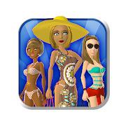 Dress Up  Beach Party Girls