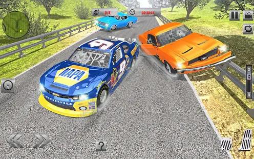 Car Crash Simulator & Beam Crash Stunt Racing Screenshot