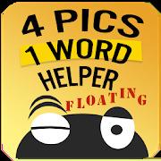 Helper for 4 Pics 1 Word