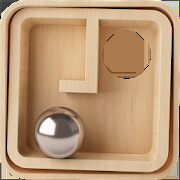 Classic Labyrinth 3d Maze - The Wooden Puzzle Game