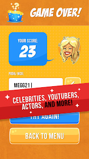 Guess their age - celeb quiz Screenshot