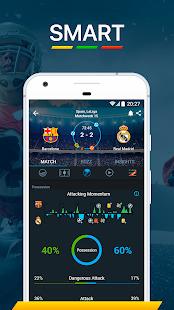 365Scores - Live Scores & Soccer News Screenshot