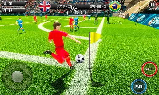Football World Cup 2018: Soccer Stars Dream League Screenshot
