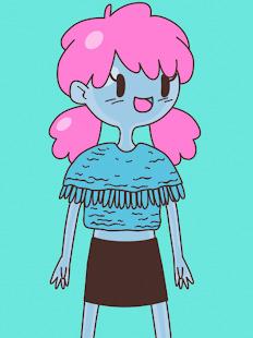 Bioscape Character Creator Screenshot