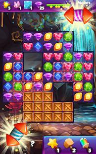 Jewel Pop - Diamond Crush Temple Quest Screenshot