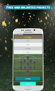 The Draft Simulator for Fut 18 Screenshot