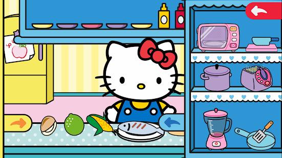 Hello Kitty Discovering The World Screenshot