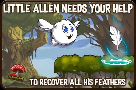 Allen The Alien : 2D Puzzles Physics - Brain Time! Screenshot