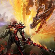 Dragons War Legends - Raid shadow dungeons