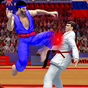 Tag Team Karate Fighting Tiger: World Kung Fu King