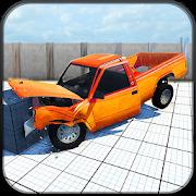 Car Crash Driving Game: Beam Jumps & Accidents