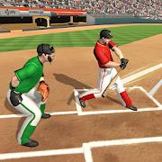 Flick Hit Home Run - baseball hitting games