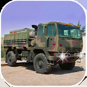 US Army Truck Racing Games : Military Cargo Truck