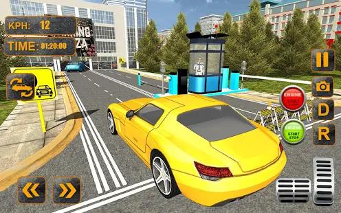 Crazy Valet: Parking simulator Screenshot