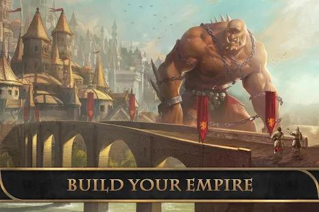 King of Avalon: Dragon War   Multiplayer Strategy Screenshot