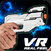 VR Real Feel Alien Blasters App