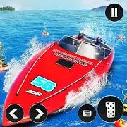 Speed Boat Racing Challenge