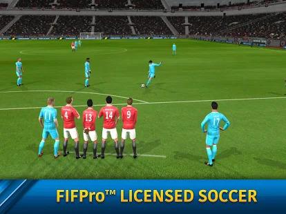 Dream League Soccer Screenshot