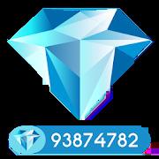 Quiz Diamonds  For Free Fire Converter