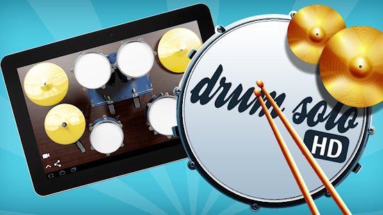 Drum Solo HD  -  The best drumming game Screenshot