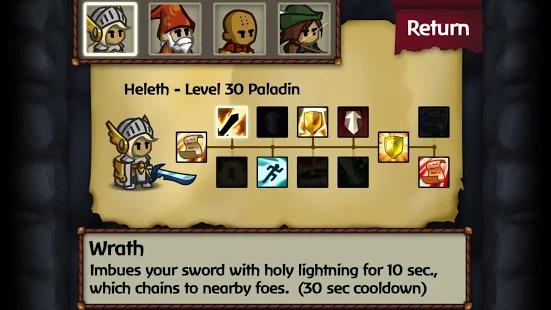 Battleheart Screenshot