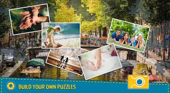 Jigsaw Puzzle Crown - Classic Jigsaw Puzzles Screenshot